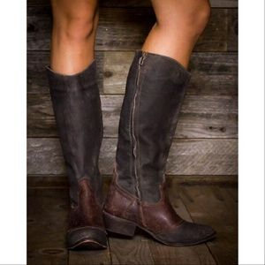 *Coming* Distressed Matisse x Free People Boots